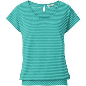 VAUDE Skomer II T-shirt manches courtes Femme, peacock